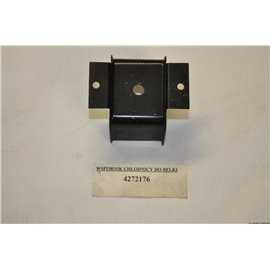 Radiator bracket to the Polonez beam