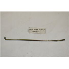 Rod of the lock of the lock front vertical Polonez 125p