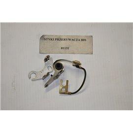 Circuit breaker contacts 126 BIS