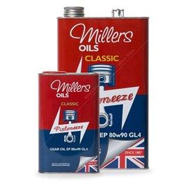 Olej przekładniowy Millers Classic EP 80W90 GL4 5L metal