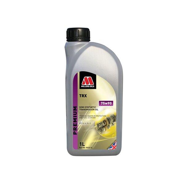 Olej przekładniowy Millers TRX Synth 75w90 1L
