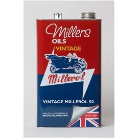 Olej silnikowy Millers Vintage Millerol 50 5L