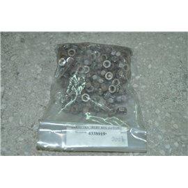 Nut of valve adjustment screw 126P Bis, Cinquecento 900