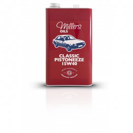 Millers Oils Classic Pistoneeze 15w40