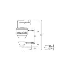 Ignition apparatus 123 Fiat TC4 AV 124 131