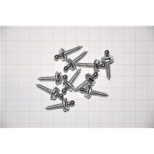Tenax clip screw 64