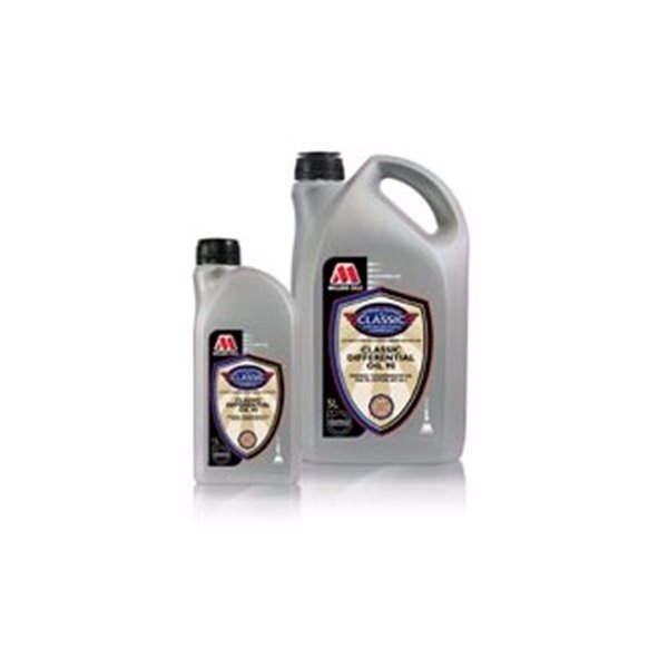 Olej przekładniowy Millers Oils Classic Diff EP90 GL5 1L