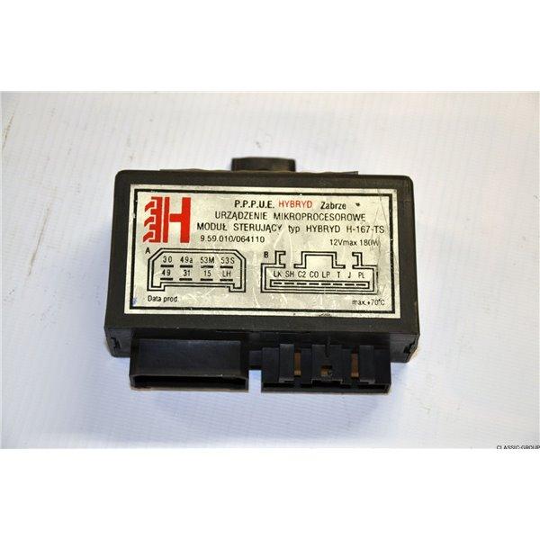 Mikroprocesor Hybryd H-167 Polonez