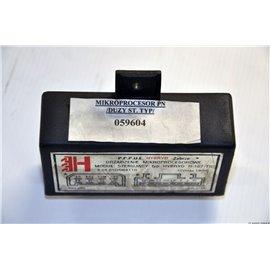 Hybryd H-167 Polonez microprocessor