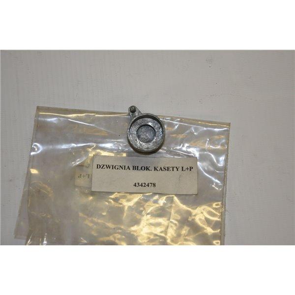L + R cassette locking lever Polonez
