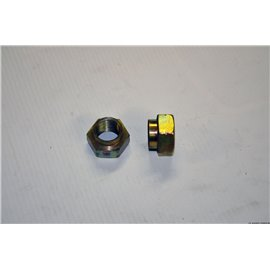 Hub nut with a Polonez slot