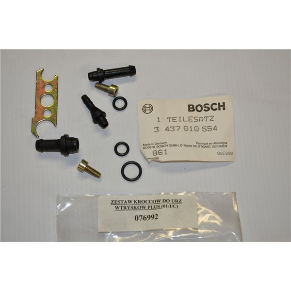 A set of nozzles for the Polonez Plus injection