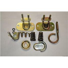 Polonez Caro silencer assembly kit