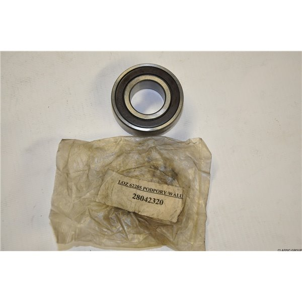 Bearing 62205 of the Polonez shaft support